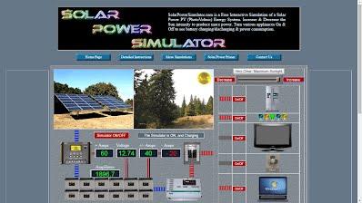http://www.solarpowersimulator.com/index.php
