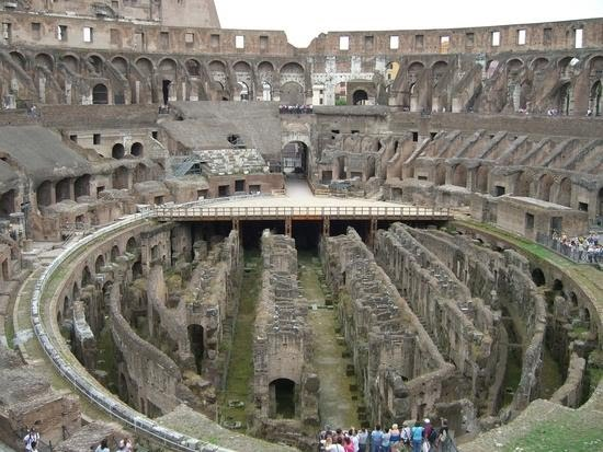 an introduction to the history and the changes in the roman society Explore the bloody history of the colosseum  introduction construction  the hierarchy of seating mirrored the social hierarchies of roman society.