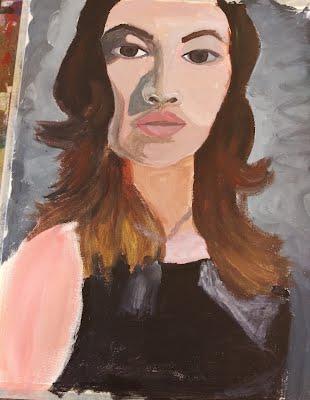 Judith Leyster Inspired work - Fleasia Chin