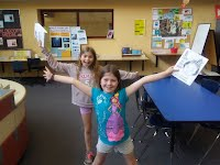 Another Great Year at Jefferson Elementary Library