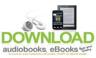 Overdrive E-book downloads
