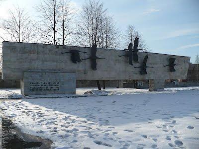 Журавли - Блокада Ленинграда. Грани
