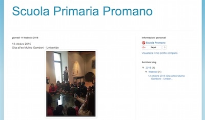 http://scuolaprimariapromano.blogspot.it