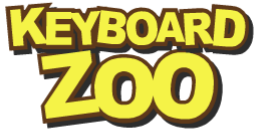 keyboarding zoo