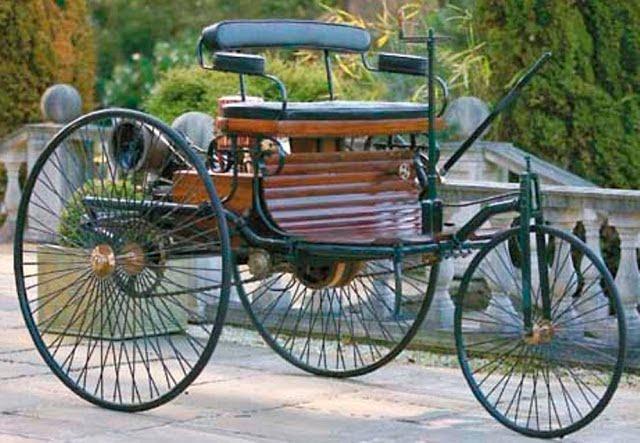 Benz replica
