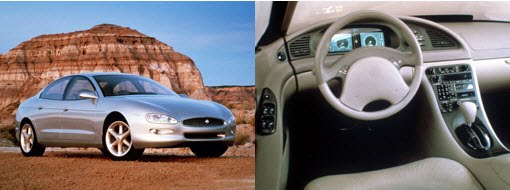 Buick XP 2000 Concept Car