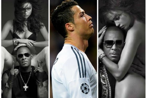 Desnudo de Irina Shayk con un rapero desata la ira de Cristiano Ronaldo -  Noticias y Eventos deportivas ec3467326d016