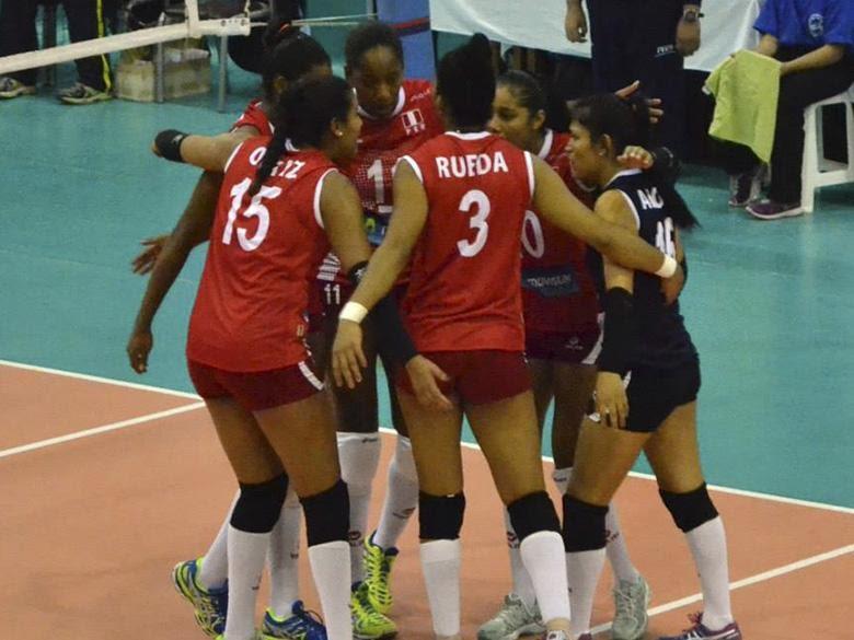 Copa Panamericana De Voleibol Peru Fue Derrotado Por Colombia