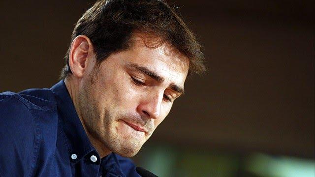 """72d85e9af Iker Casillas: """"Allá donde vaya seguiré gritando ¡Hala Madrid!"""" - Noticias  y Eventos deportivas"""