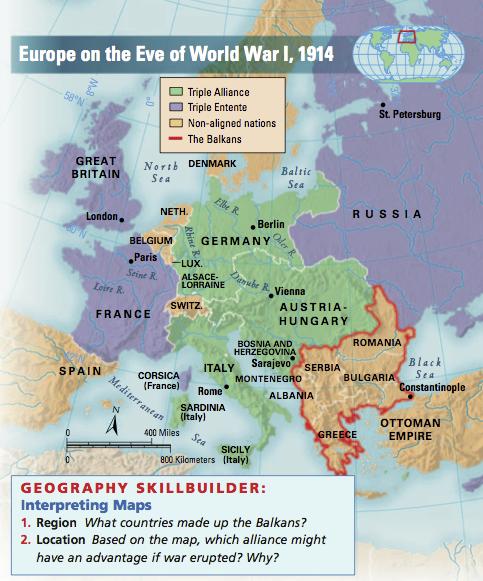 World war 1 1914 1918 seisen social studies gumiabroncs Images
