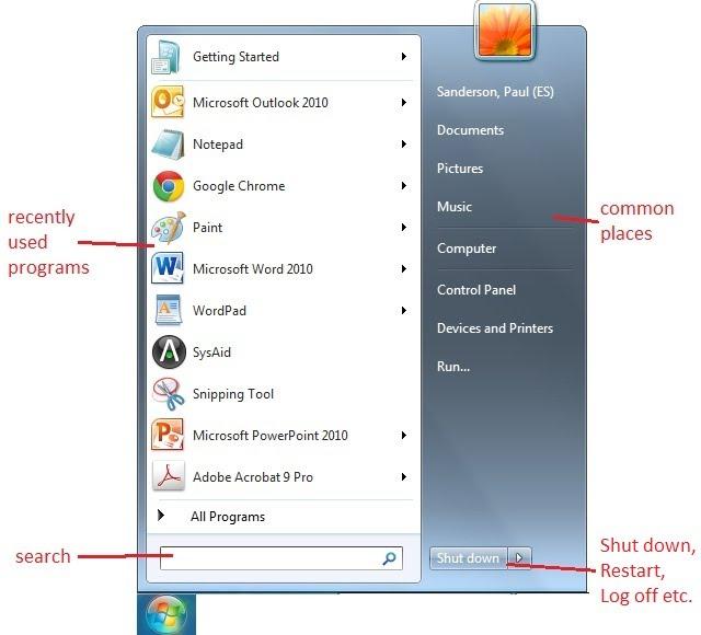 Windows 7 Basics - ET Tech Tips