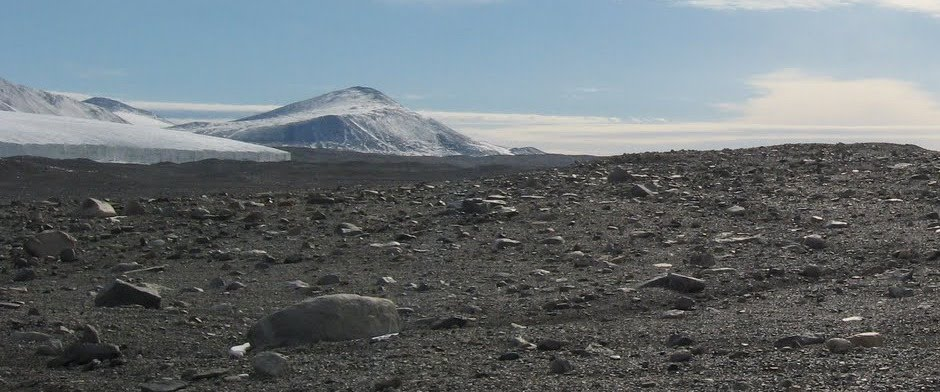 Chromite mining pollution in the tundra