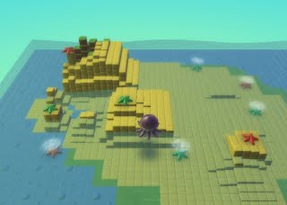 Example Kodu world