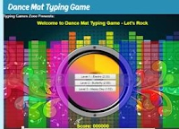 http://www.typinggames.zone/dance-mat-typing-game