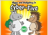 http://www.abcya.com/cyber_five_internet_safety.htm