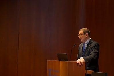 Foto de D. Richard Bueno Hudson, Secretario Ejecutivo de la Asociación SICELE