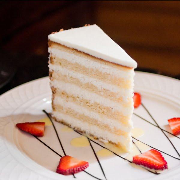 Peninsula Grill's Ultimate Coconut Cake, Charleston, South Carolina