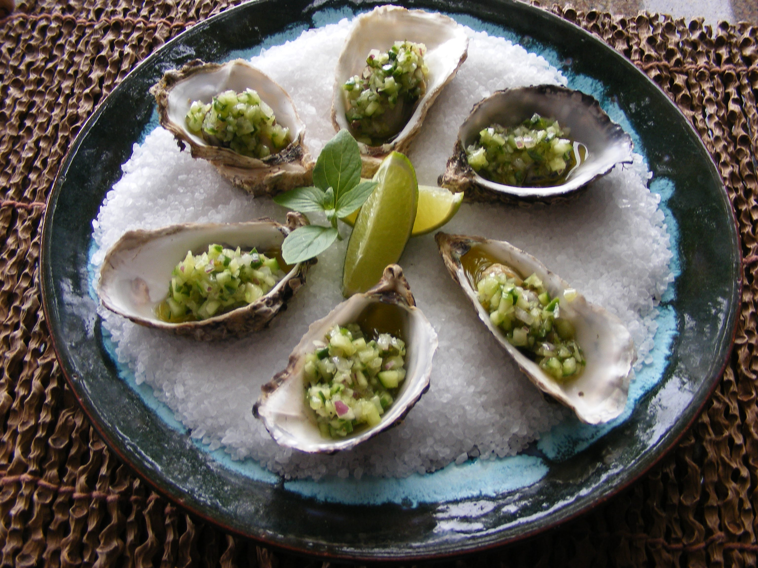 Ponta Oysters