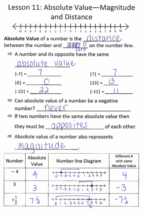 3 7 Absolute Value Equations And Inequalities Worksheet