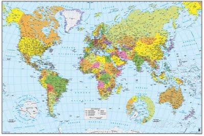 breddgrader karta Geografi   03a SO (7a) breddgrader karta