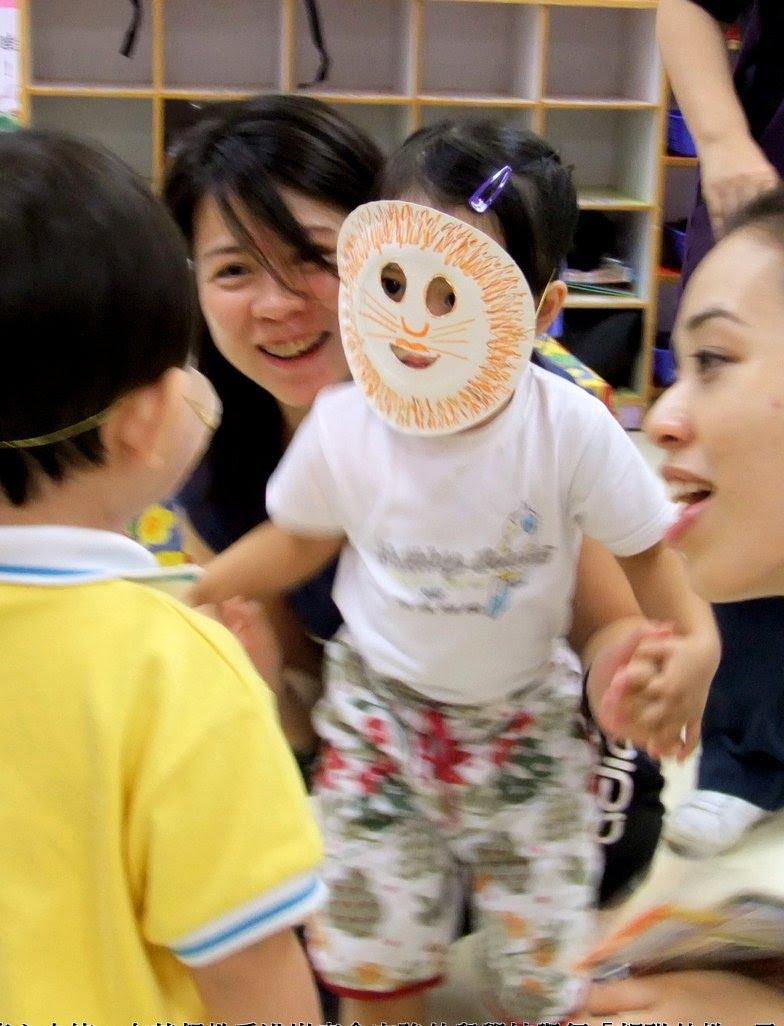 20110716 基督教香港崇真會安強幼兒學校