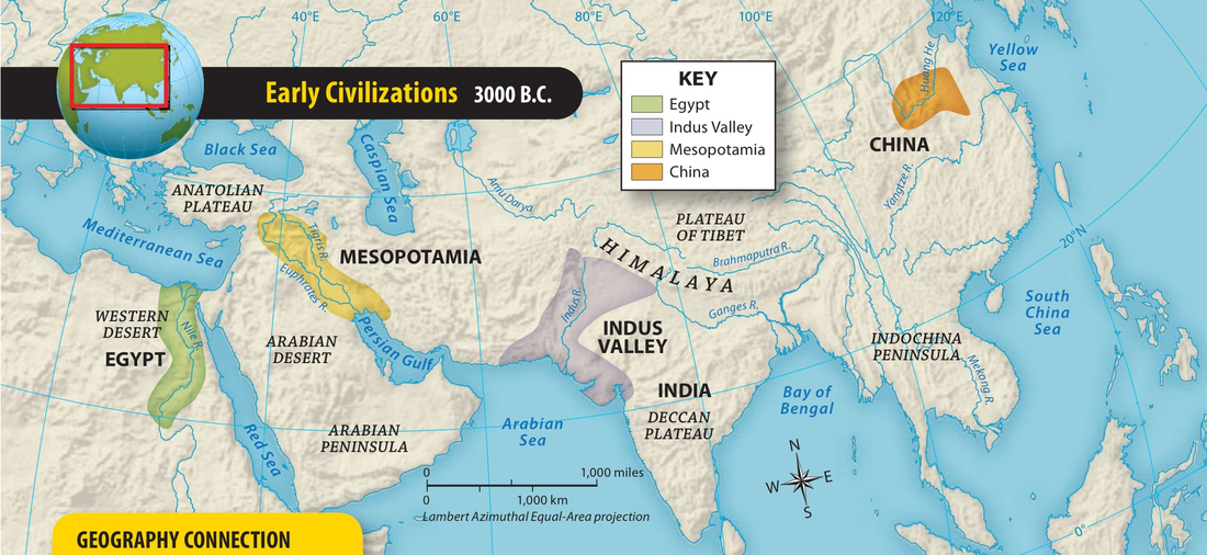 Early Classical Civilization (until 600 BCE) - AP World ...
