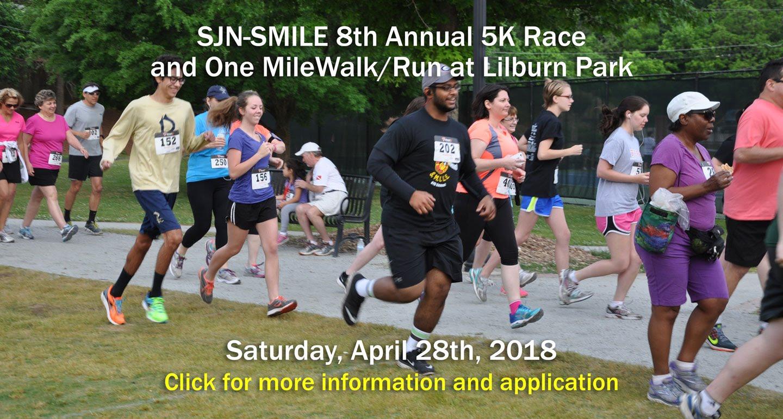 S.M.I.L.E. 5K Race