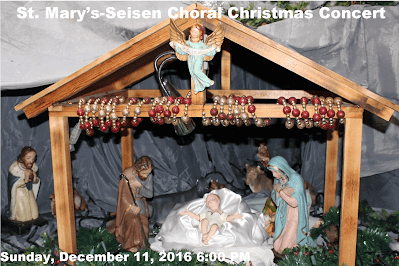 St. Mary's - Seisen Choral Christmas Concert