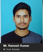 Mr. Ramesh Kumar
