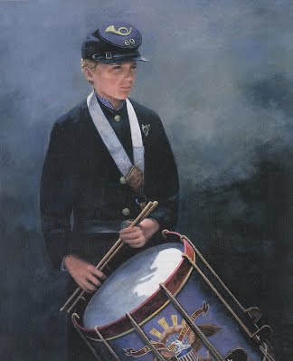 Image result for the drummer boy of shiloh