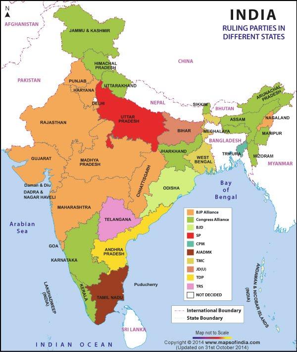 India States Territories Lynch S Psgs Hub