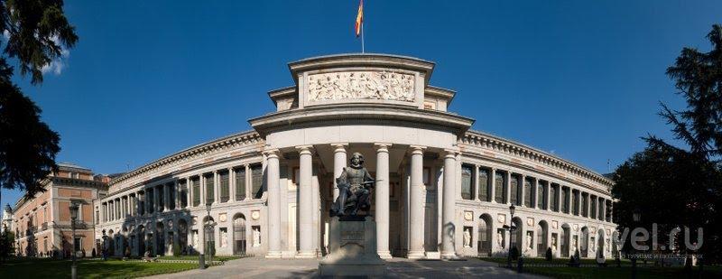 Музей прадо в мадриде доклад 9627