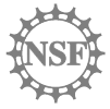 Logo, National Science Foundation (NSF)