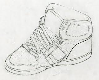 contour line drawing solon high school visual arts