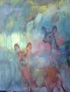 Malerier til salgs - Atelier Sorteberg