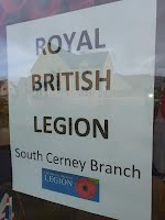 royal british legion poster