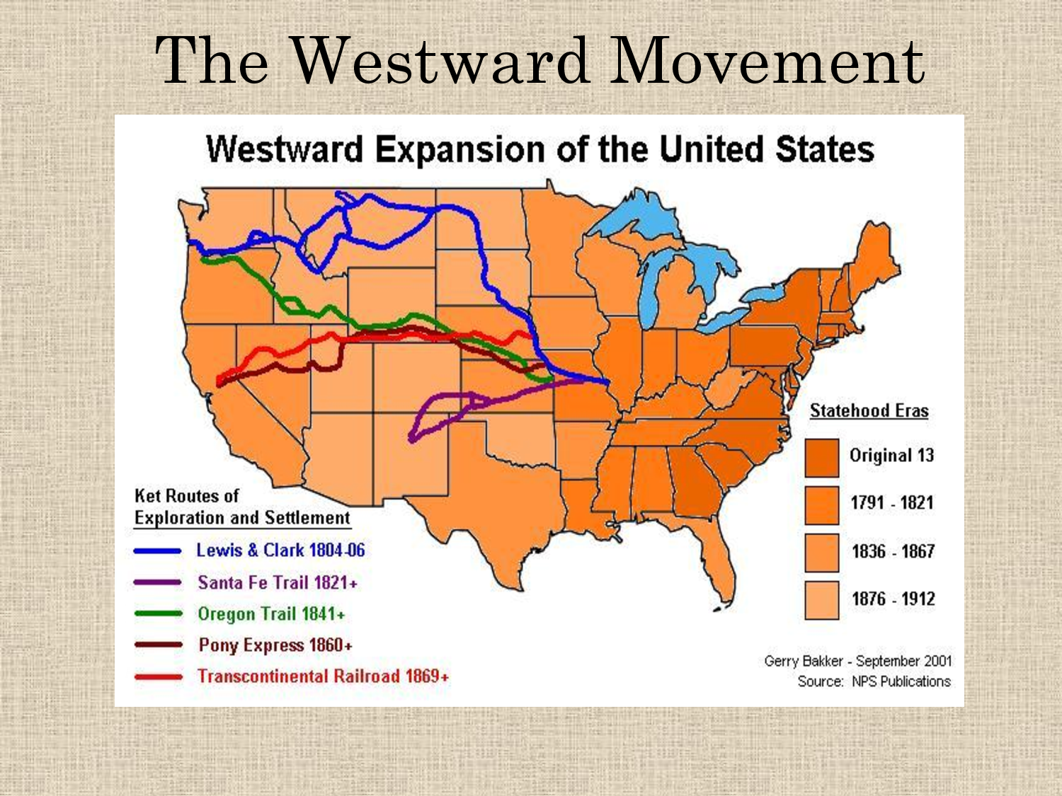 progressive era american history baade westward movement how did we get to this point