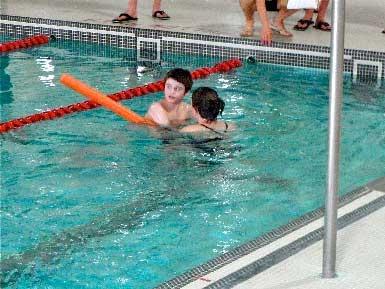 Swimming Special Olympics Ontario Aurora