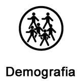 Indicadores de Demografia