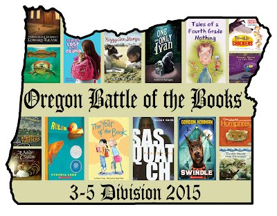 Ridgeview's Battle of the Books!