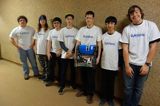 Subsonic (Team 10428)