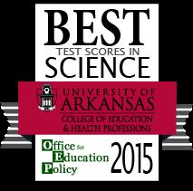 Best Test Scores Science