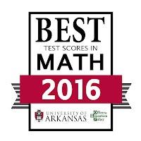 Best Math Test Scores 2016