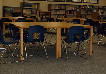 Wells Middle School Library