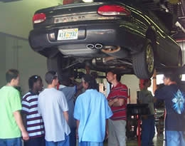 Awesome Students Can Earn An Industry Certification Through ASE, Automotive Service  Excellence, In General Automotive Maintenance U0026 Service Consultant. Images
