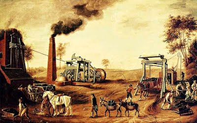 an introduction to the history of the industrial revolution in great britain The industrial revolution is the name historians have given to the period in history when the industrial revolution began in great britain in industrial towns.