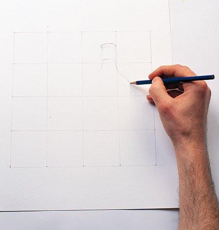 Adım Adım Kara Kalem çizim Dersleri Genç Ressamin Soyutu