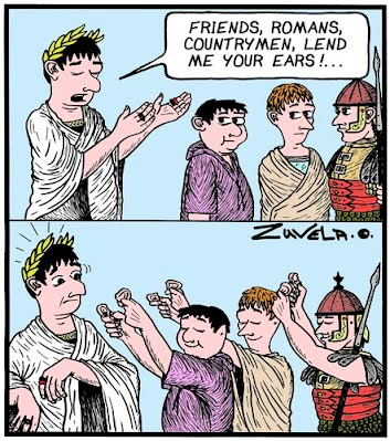 comparison of lord of the flies and julius caesar Gaius julius caesar (/ ˈ s iː z ər / 12 or 13 july 100 bc – 15 march 44 bc), known by his cognomen julius caesar, was a roman politician and military general who played a critical role in the events that led to the demise of the roman republic and the rise of the roman empire.
