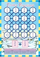 Frosty Fractions game image