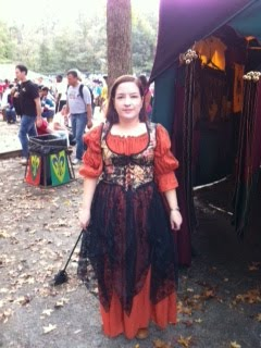 Senior trip to Renaissance Festival